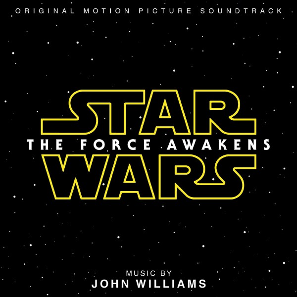 Star Wars – The Force Awakens (OST)