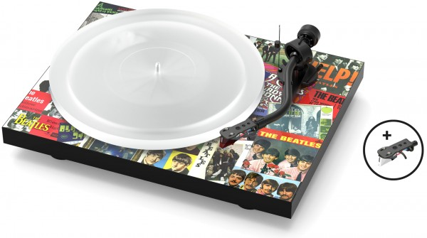 Pro-Ject The Beatles Single Turntable