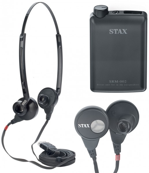 STAX SRS-002