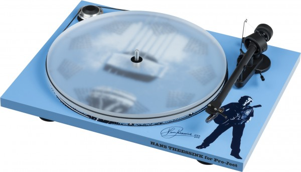Pro-Ject Hans Theessink Blues Recordplayer