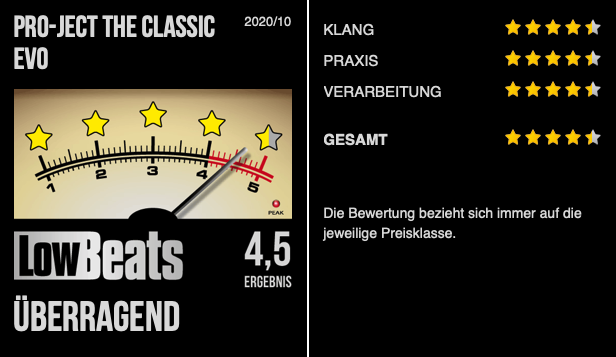 LowBeats_Pro-Ject_The_Classic_EVO_Bewertung