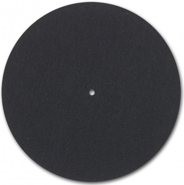 Pro-Ject Filzmatte schwarz