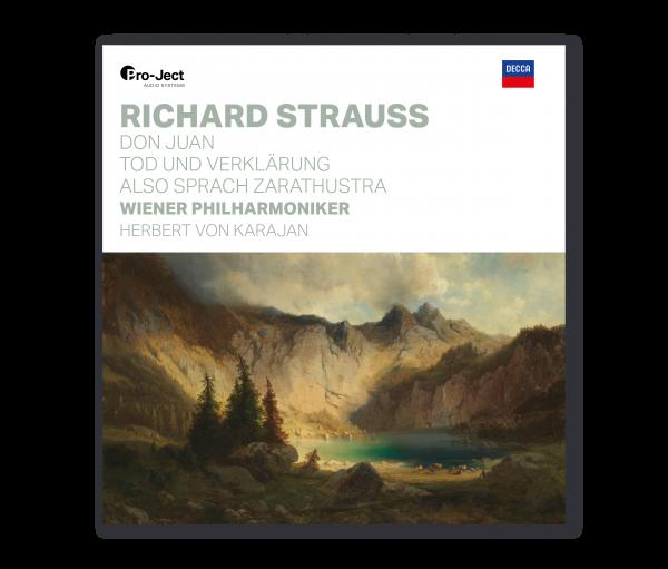 Richard Strauss – Don Juan, Tod und Verklärung, Also sprach Zarathustra