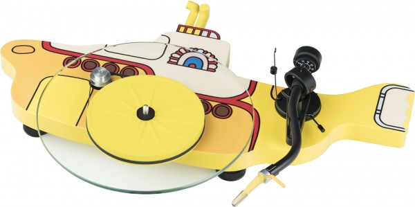 "Pro-Ject ""The Beatles Yellow Submarine"""