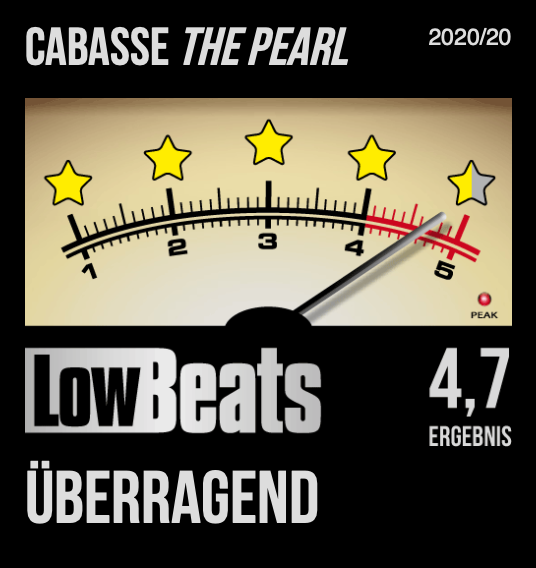 LowBeats_Cabasse_ThePearl