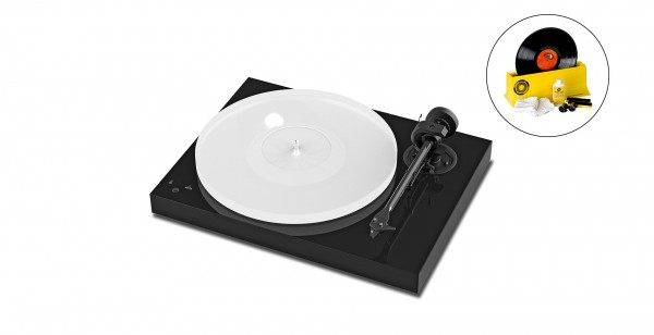 Pro-Ject X1 & Spin Clean Bundle