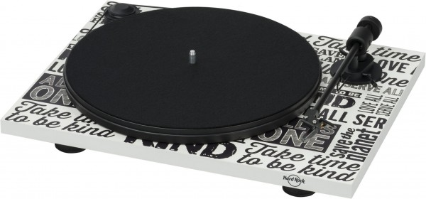 Pro-Ject Hard Rock Café Turntable