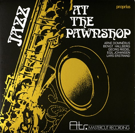 Arne Domnérus – Jazz at the Pawnshop (Einzel-LP)